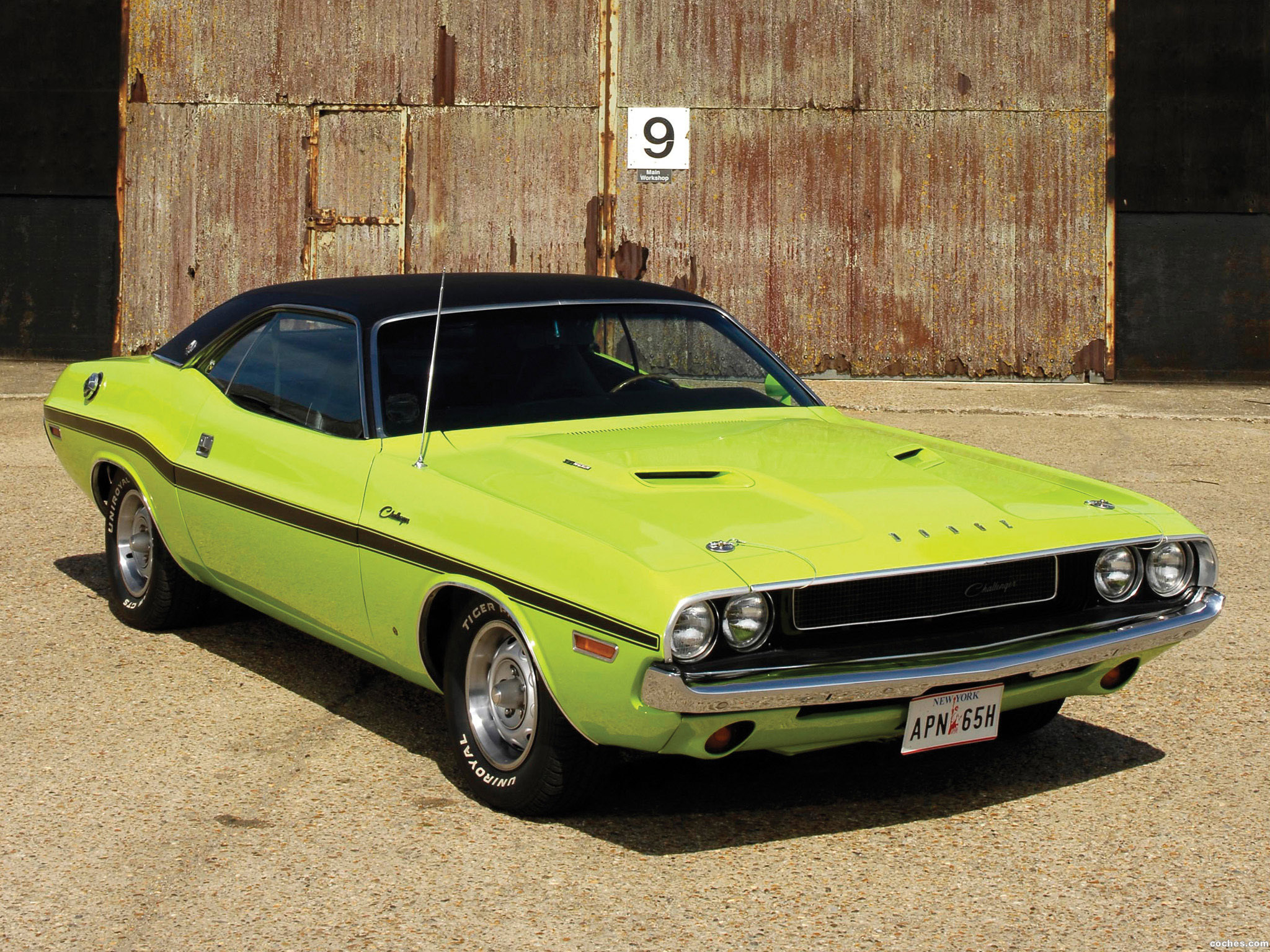 Dodge Challenger R/T de 1970
