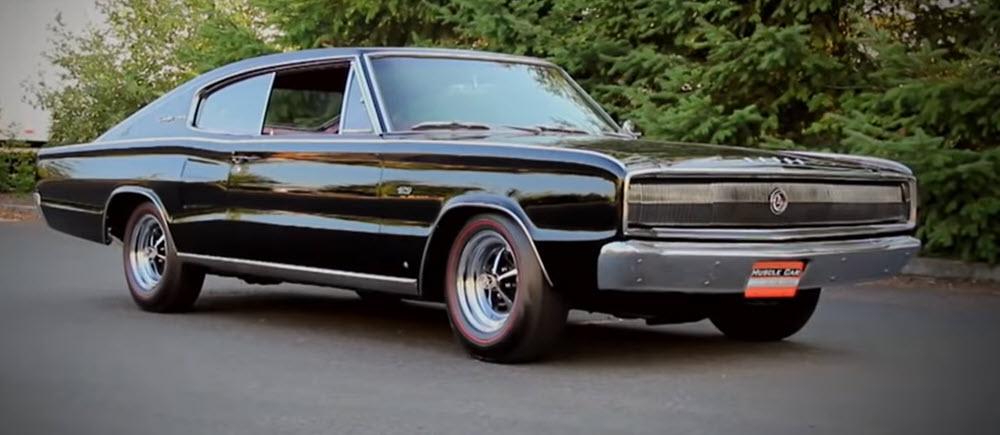 Dodge Charger Street Hemi de 1966