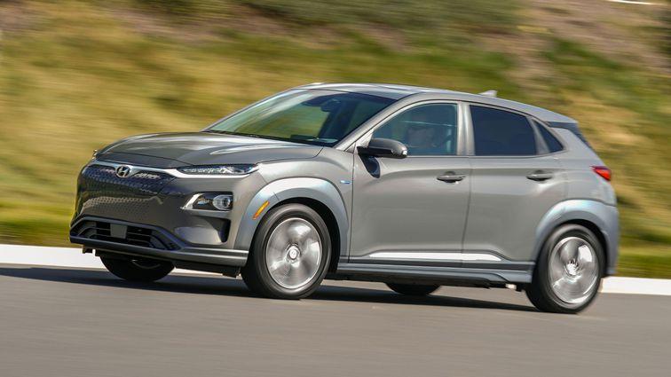Hyundai Kona EV Limited 2019